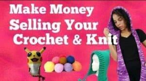 How to Make Money Selling Crochet!!