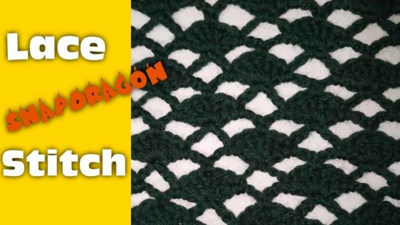 Free Crochet Stitch Pattern