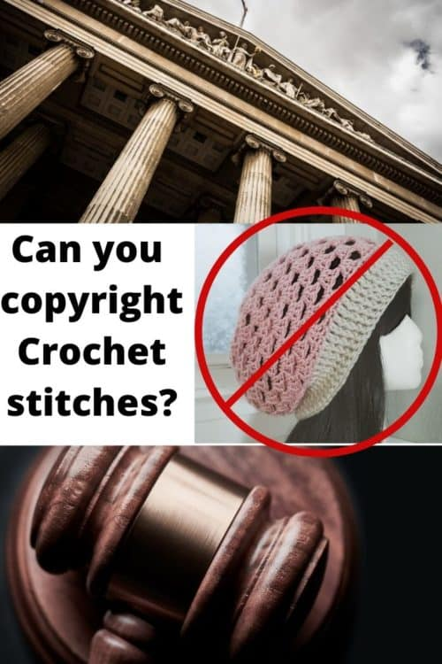 Are Crochet Stitches Copyrighted?