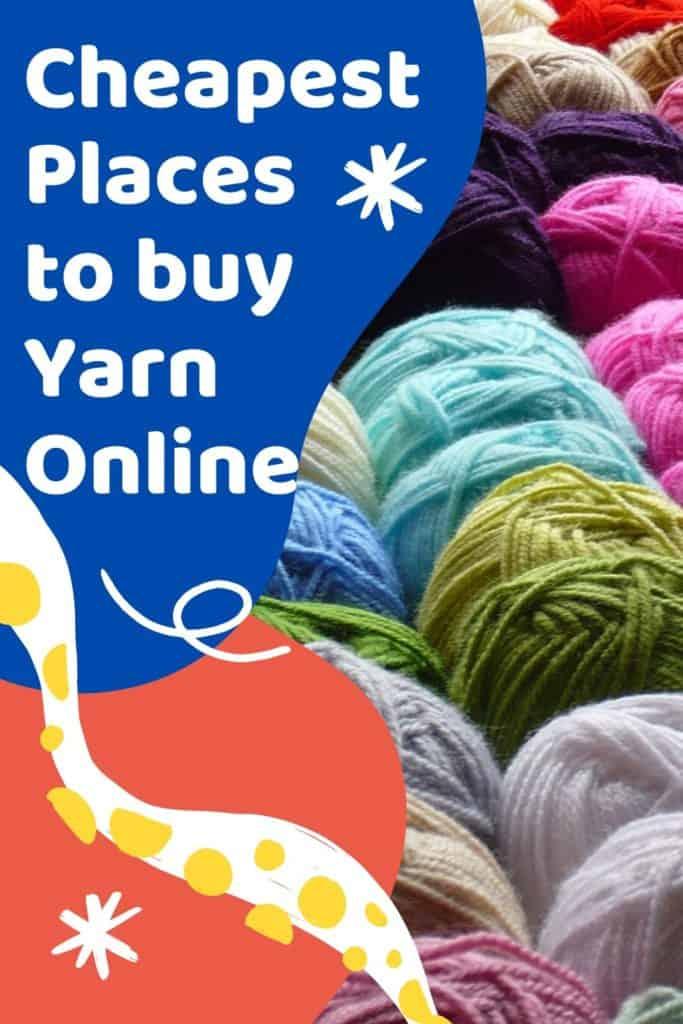 buy cheap yarn online