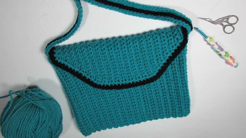 crochet bag pattern for beginners