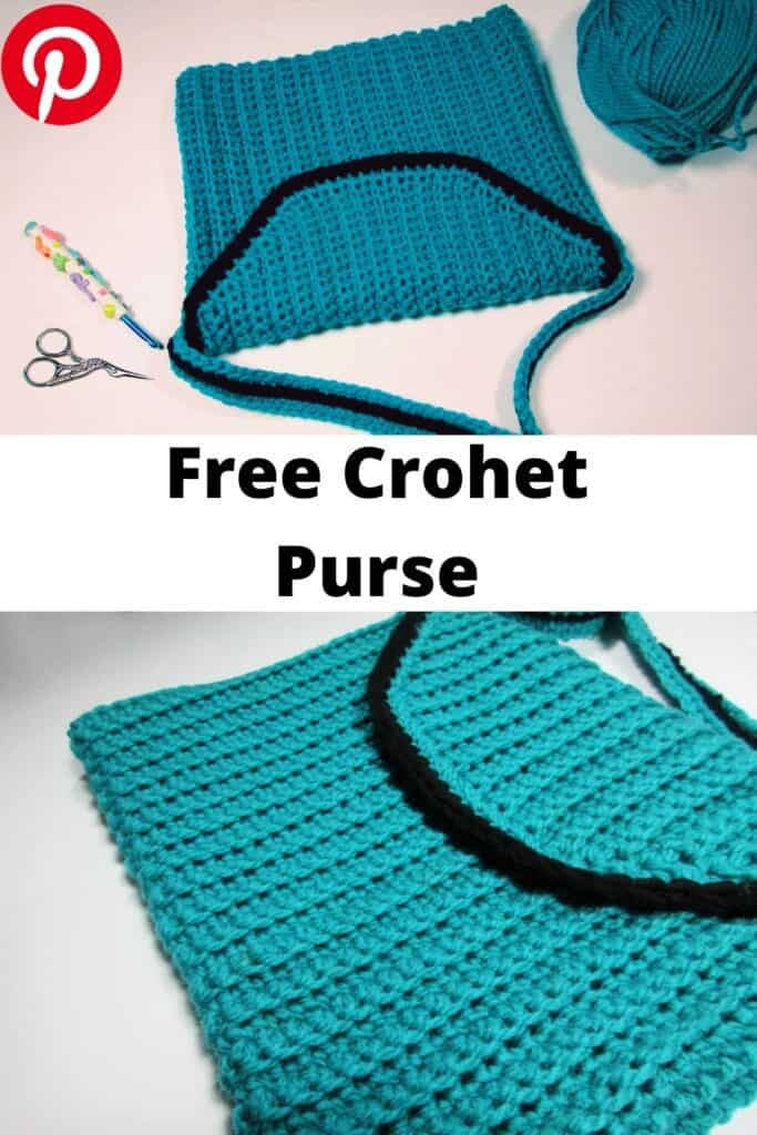Easy crochet purse pattern